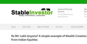 StableInvestor